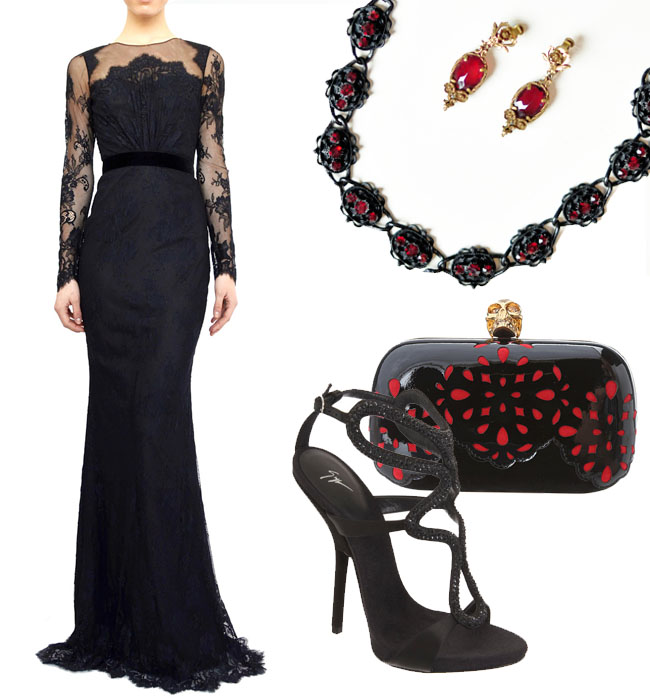 What to wear to the Emmys Red Carpet