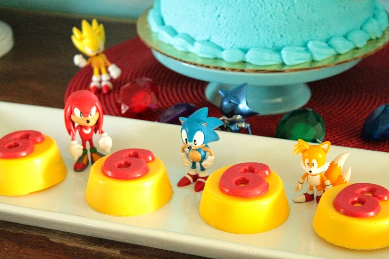 sonic the hedgehog party ideas, boy parties, six year old birthday party ideas