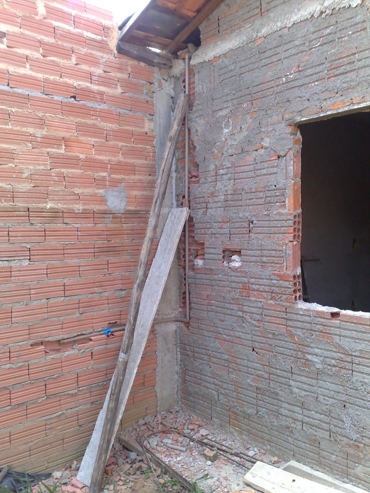 Fabuloso Passo a passo da construção da minha primeira casa: encanamento PY43