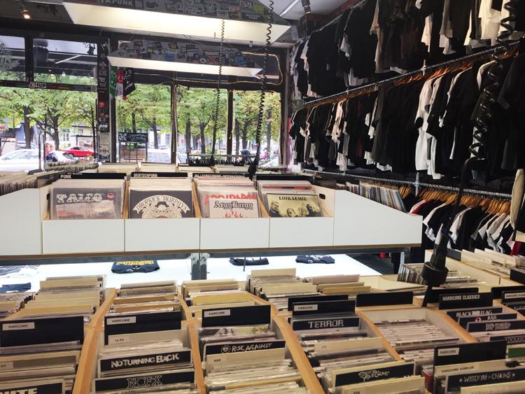Core Tex Records Berlin 2015 Kreuzberg