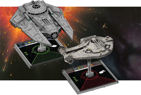 Game: Star Wars X-Wing Miniatures Game | Family ...