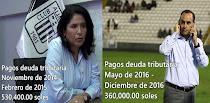 Bustos pagará 32% menos a la SUNAT en 2016 respecto a pagos que hizo Cuba.