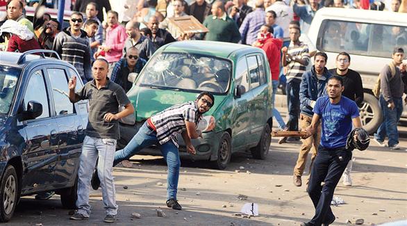"""الأمن يحبط محاولة إخوانية لدخول """"رابعة"""""""