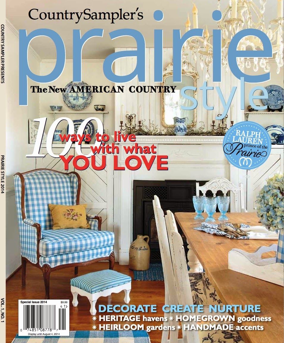 The new PRAIRIE magazine