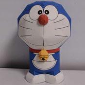 Mini Doraemon Papercraft
