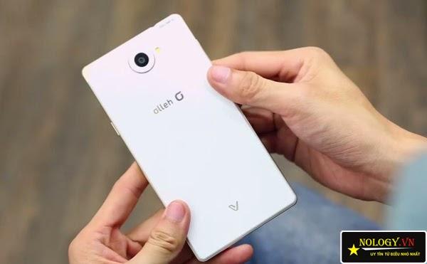 So sánh điện thoại Sky A910 và LG G3.