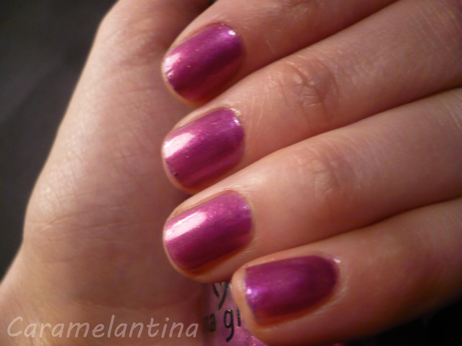 China Glaze Señorita Bonita, opiniones swatch review