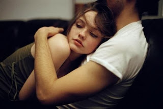 boy girl in love hugging cute love