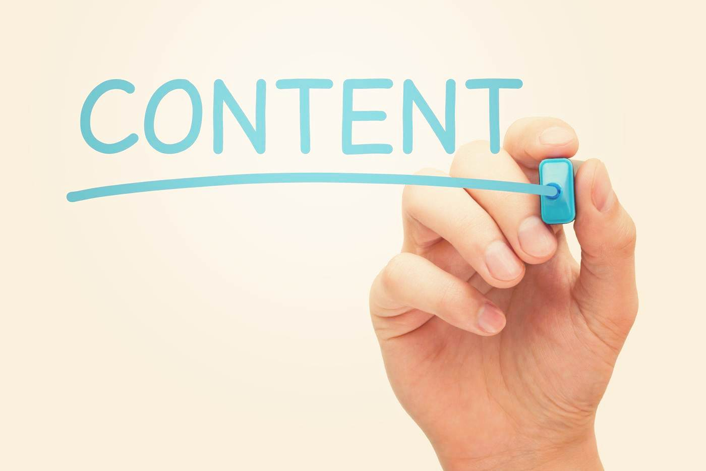 Content Marketing Trends For 2014 - infographic