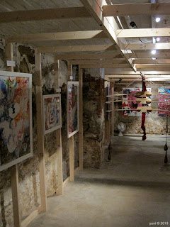 art tunnels