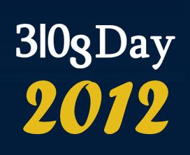 Día del blog 2012