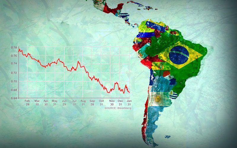América Latina Lleva La Peor Parte De La Crisis Económica En 2015