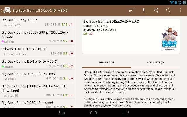 The Pirate Bay Browser FULL v1.2 APK The Pirate Bay Browser FULL v1.2 APK unnamed  25282 2529