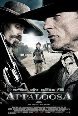 Miền Máu Lửa - Appaloosa (2008) Poster