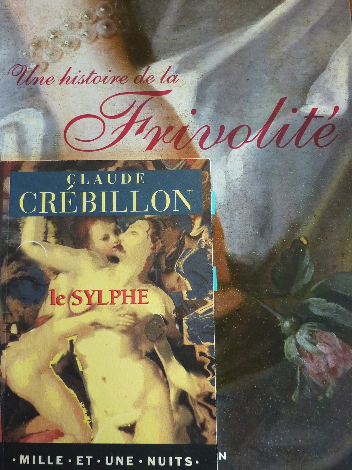 Le sylphe - Crébillon fils