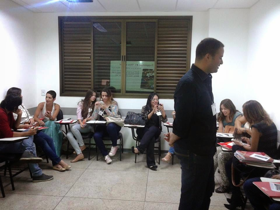 BrazTesol Gyn One Afternoon Seminar. May 16, 2014