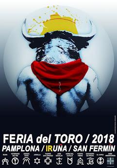 Cartel Feria del Toro 2018