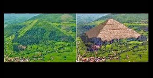 El Misterio de las Pirámides de Bosnia