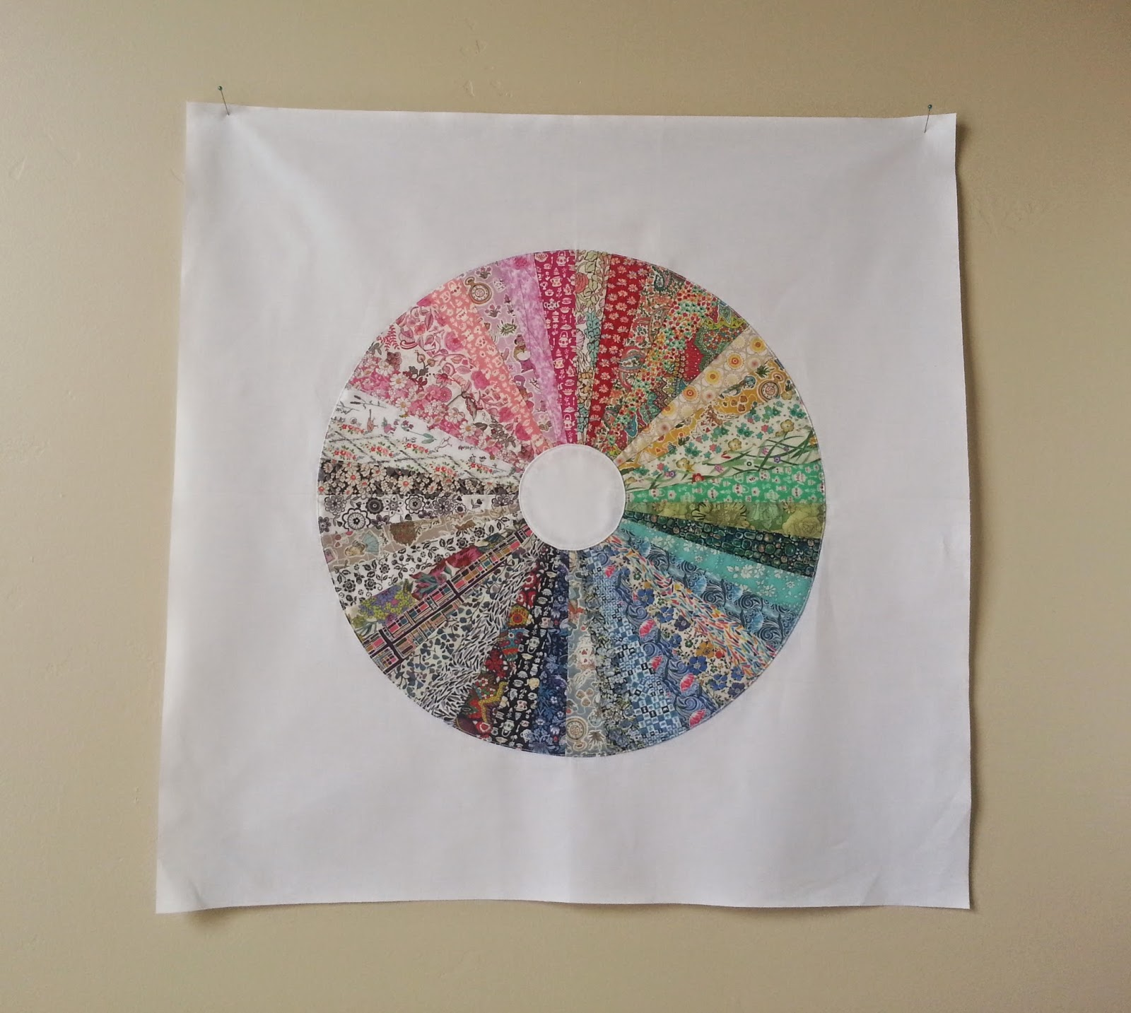 Liberty of London Color Wheel full view