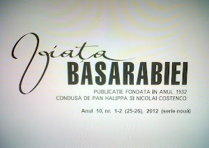 VIATA BASARABIEI, Revista rumana Editor: Mihai CIMPOI