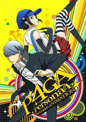 Persona 4 The Golden Animation Capitulo 8 Sub Español