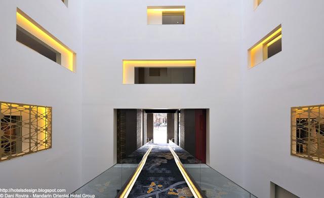 Les plus beaux hotels design du monde h tel mandarin for Ruxxa design hotel 3