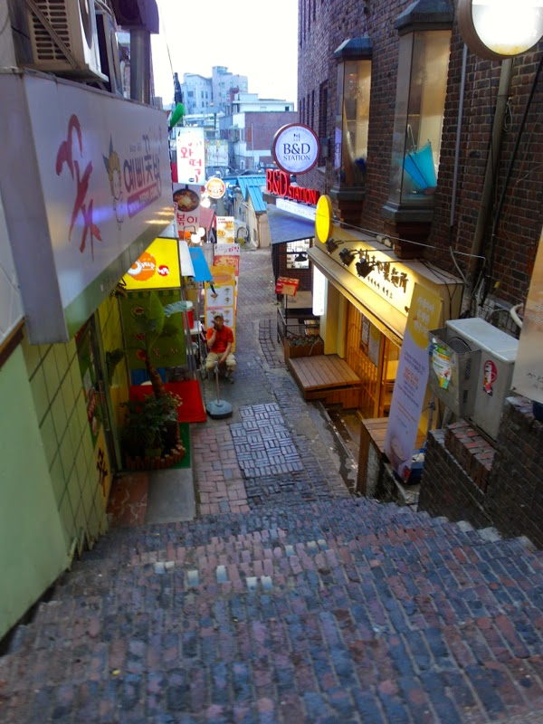 Ewha University Summer Studies Travel Seoul Edae lunarrive singapore