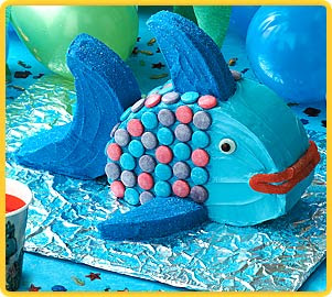 fish birthday party supplies