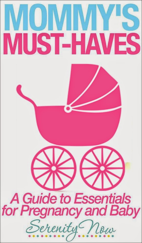 "A comprehensive list of ""must haves"" for your third trimester of pregnancy...on a budget! Read the whole series for details on everything from your First Trimester to Buying Baby Gear! (from a mom of three), at Serenity Now"