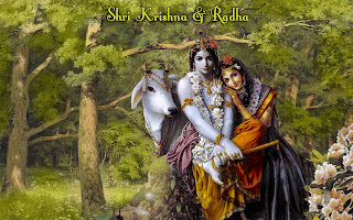 Shree krishna and Radha desktop best images