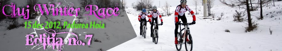 ..:: Cluj Winter Race 2012 ::..