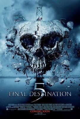 Final Destination 5 (2011) BRRip 800 MB, final destination 5