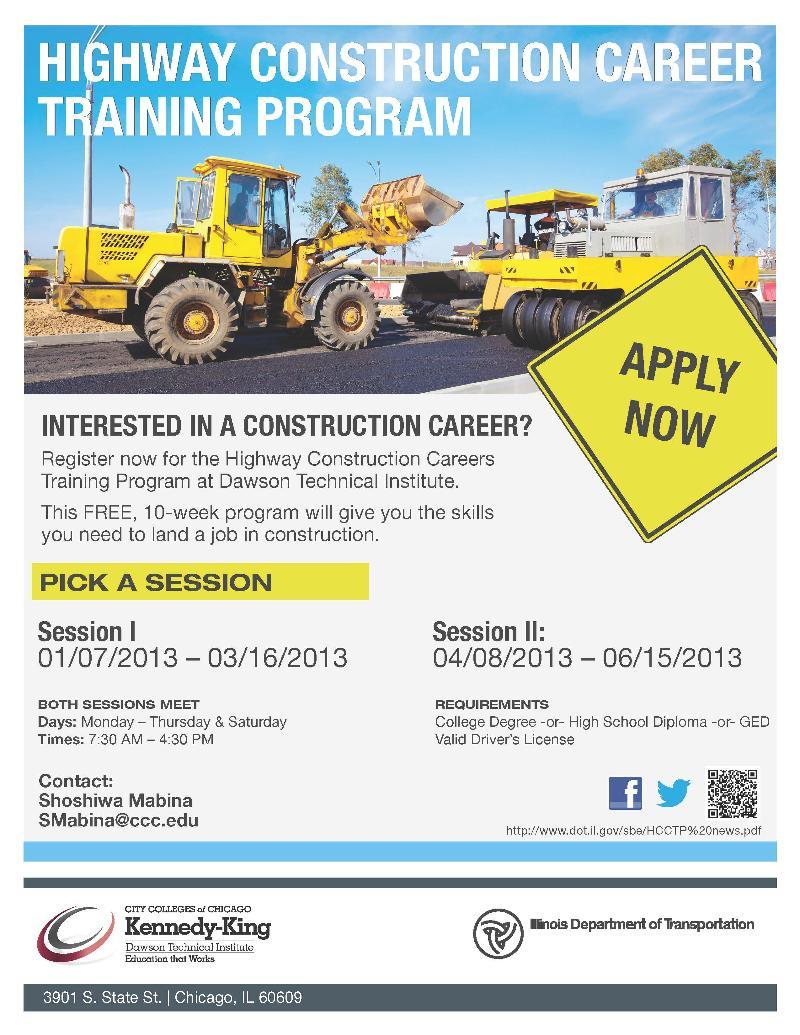 Free Download Construction Training Programs Programs