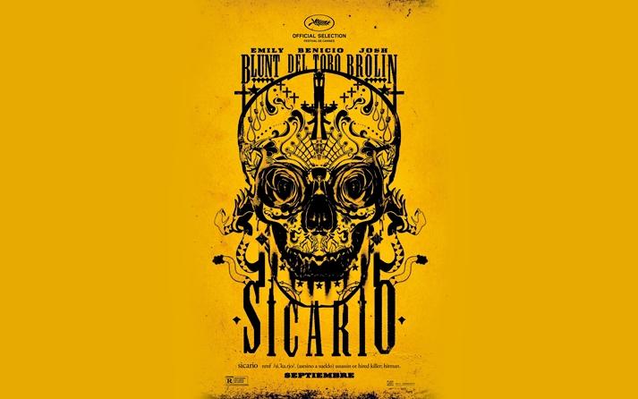 Sicario póster