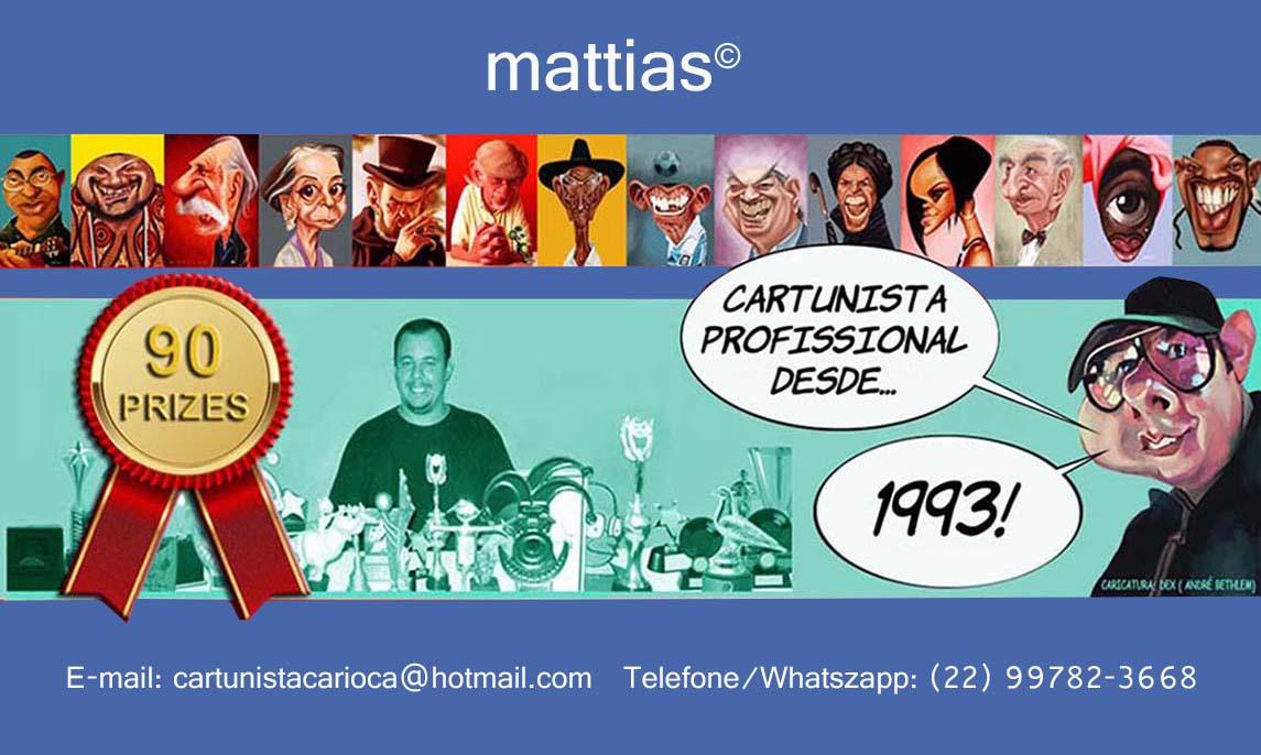 CARICATURAS EM BÚZIOS (by Mattias)