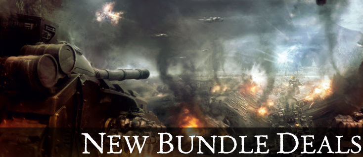 Forge World New Bundles