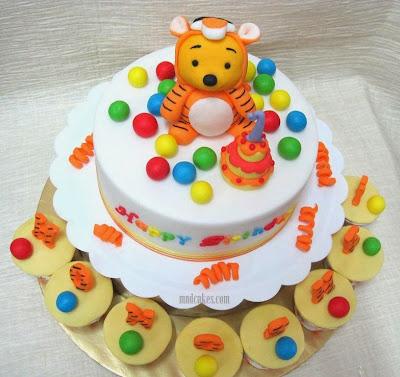 Tigger Cake Mould