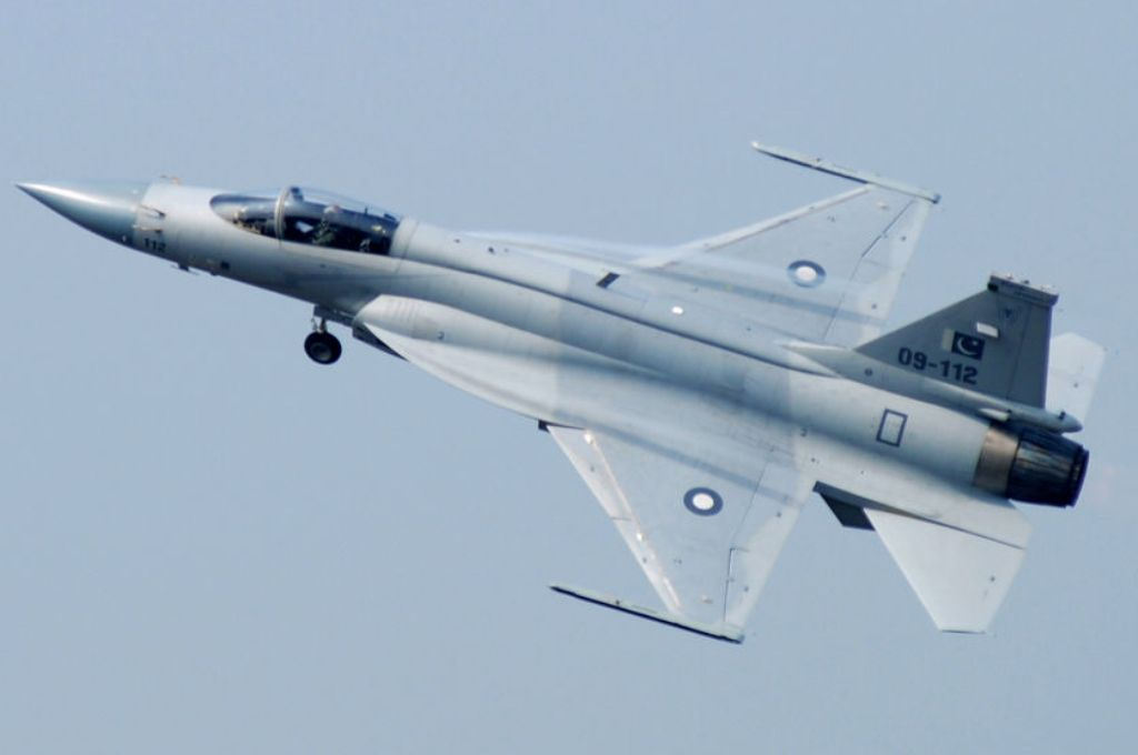 JF 17 Block 2 http://www.asian-defence.net/2011/12/jf-17-thunder-fighter-jet-to-get-block.html