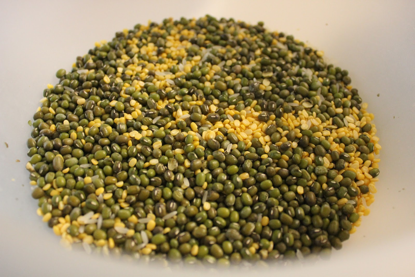 Green gram whole