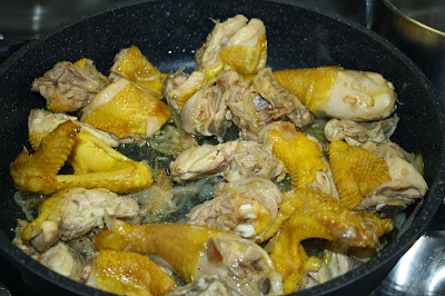 ricetta pollo a pezzi