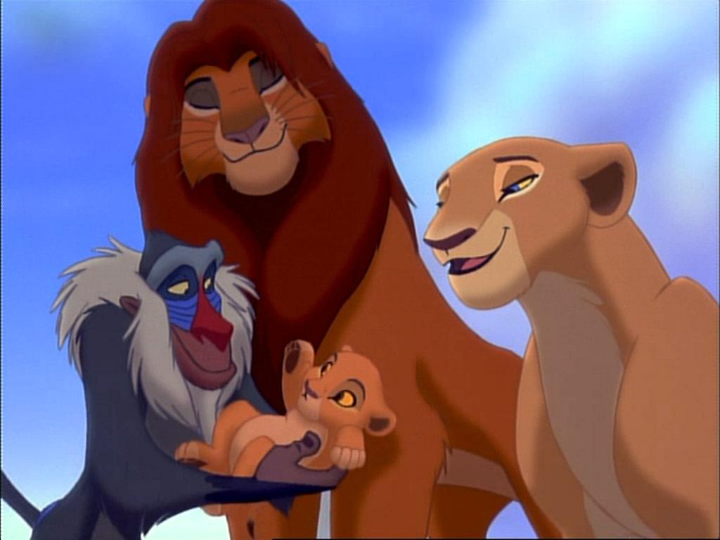 Lion King - The Animal Life