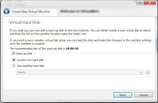 virtualbox virtual hard disk
