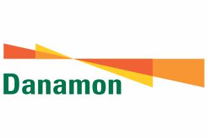 Logo PT Bank Danamon Indonesia