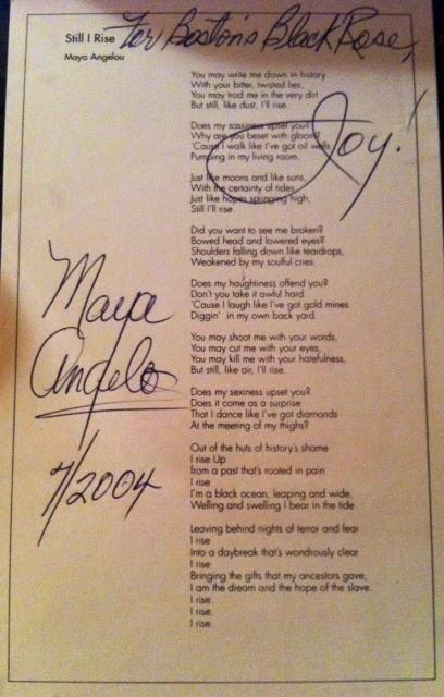 Maya Angelou Graduation Full Essay Similar Articles