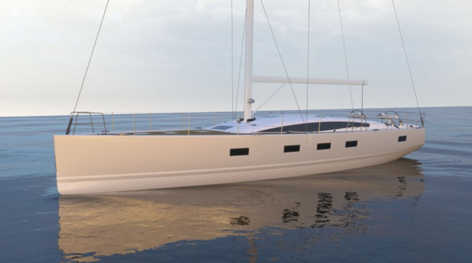 Jeanneau 64: First Look