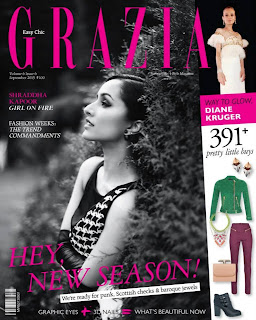 Shraddha Kapoor PictureShoot from GRAIZA Magazine September 2013 4.jpg