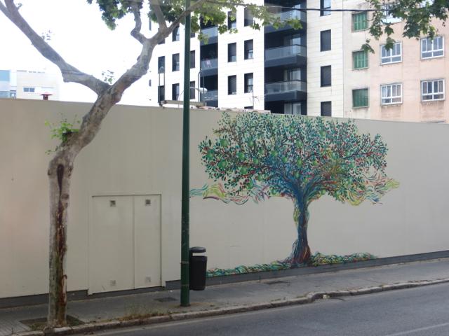 Street art katutaide Mallorca