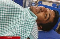 Journalist attacked in police station while he tried to celebrate Prabhakaran Birthday