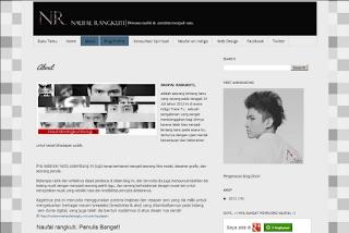 Naufal rangkuti Blog adalah blog bintang tamu acara indigo  trans tv yang resmi dimiliki dan prakarsai sendiri oleh naufal rangkuti.  Blog ini berisi tentang pandangan serta pemikiran naufal rangkuti terhadap hal hal yang terhubung dengan kehidupan di sekitarnya ataupun di seluruh dunia