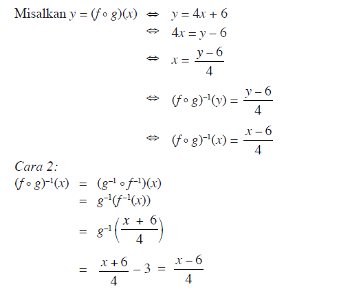 Read more on Soal dan pembahasan limit fungsi aljabar dan trigonometri